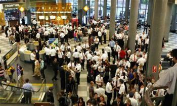 Greve de aeroviários e aeronautas atinge 12 aeroportos do País