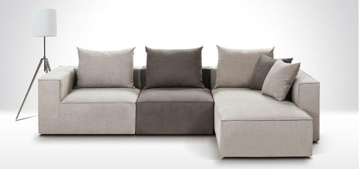 Box-Home • Γωνιακός καναπές Toledo