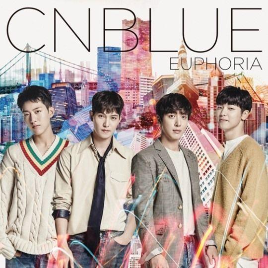 CNBLUE album 'Euphoria' tops Oricon chart | Koogle TV