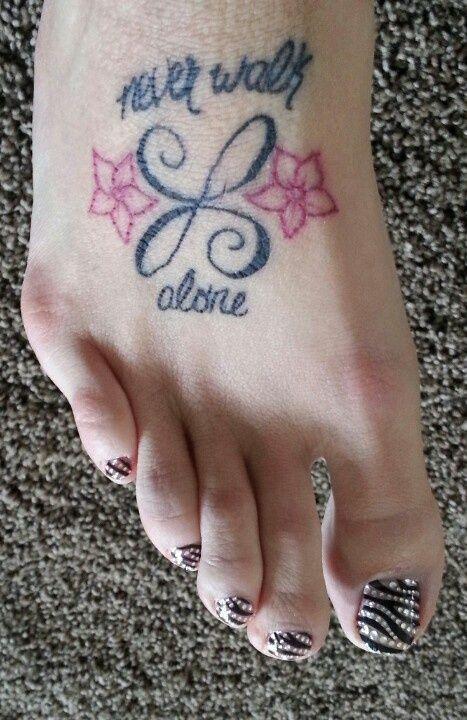 Best Friend Symbol Tattoo Best friend symbol with