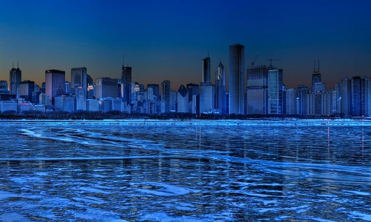 dual-monitor-nature-chicago-landscape-hd-city