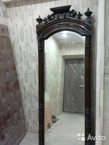 Старинное зеркало — фотография №1