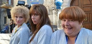 Kath and Kim..in small doses..cause I live this dream almost every god damn day!!