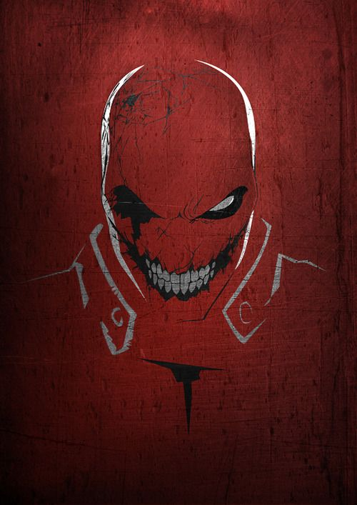 Red Hood #redhood #poster #Illustration