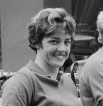 Margaret Court, a great Australian tennis star in 1960's and 1970's