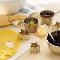 Recept - Zandkoekjes - Allerhande (vervang suiker door gepureerde dadels, lekker!)