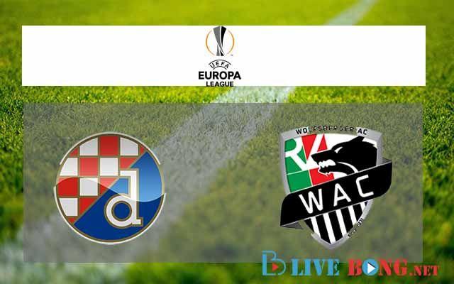 Trực Tiếp Trận Dinamo Zagreb Vs Wolfsberger Ac Ngay 6 11 Cup C2 Bong đa Truyền Thong