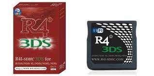 These R4 3DS card contains the function of old r4 and r4i card, what is more, they successfully run DSi games on Nintendo 3DS console.