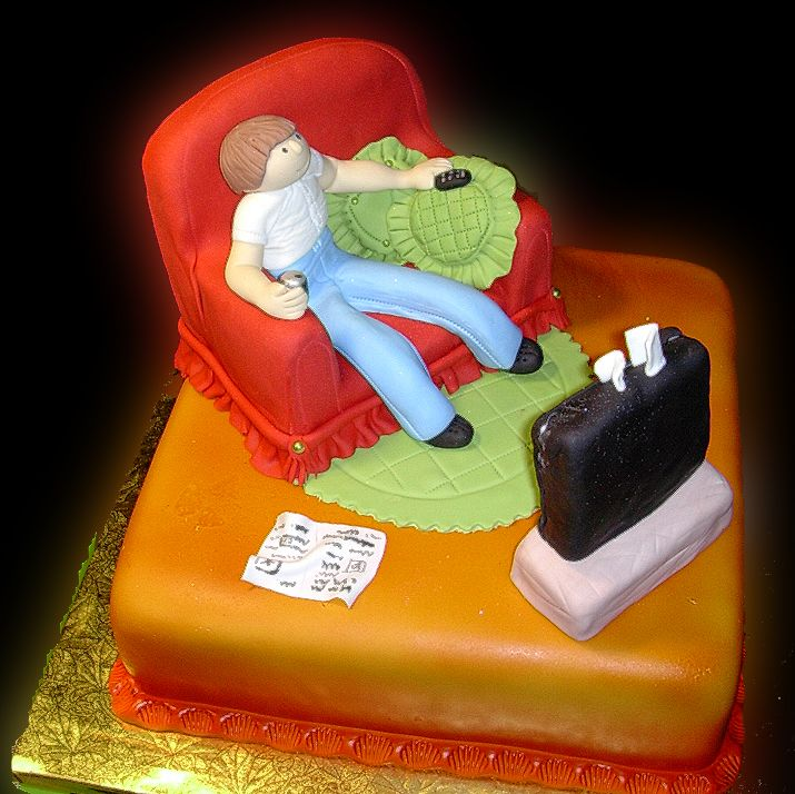 30 best Fathers Day Cakes images on Pinterest Fathers day cake