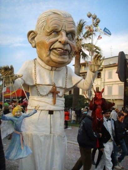 Carnevale Di Viareggio | Carnevale di Viareggio: le foto più belle