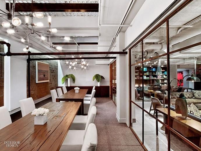 50 best interior design projects by rockwell group office interior designinterior design magazineindustrial