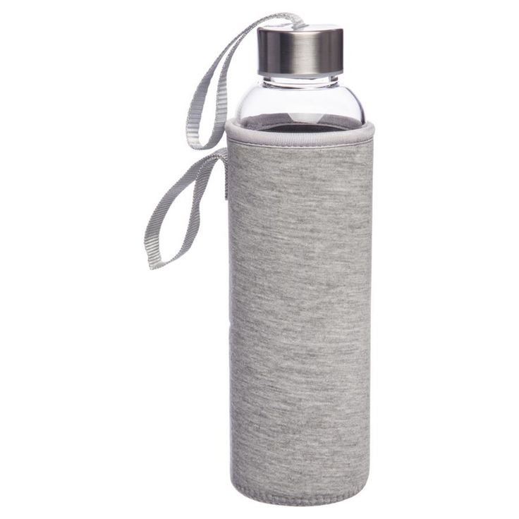 Glass Bottle with Cover | Kmart