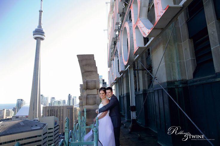 Congratulations Lauren & Tyler – Toronto wedding photography, Toronto Royal York Fairmont Hotel