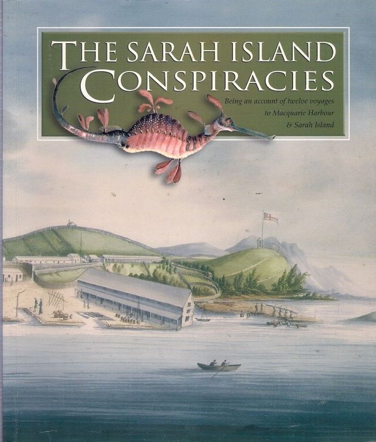 Throughout the 12 years of the Penal Settlement at Macquarie Harbour from 1822 till 1833, a clerk, known only as GK, visits Sarah Island periodically. 60 years later, as the 19th Century draws to a close, he writes his account of those Voyages: The Sarah Island Conspiracies.  The Sarah Island Conspiracies is a record of 12 voyages to Macquarie Harbour by a shipping clerk from the Hobart Commissariat, an account of the Struggle for Sarah Island between 1822 and 1833 and of a final Great…