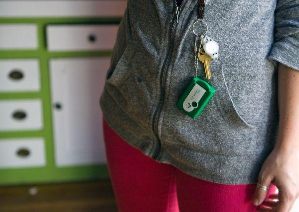 Mr. Digital Clover, Keychain Camera - The Photojojo Store!