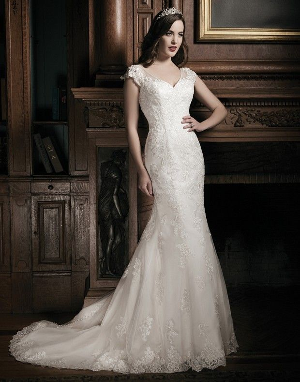 Mermaid Wedding Dresses Liverpool : Wedding dresses style lace bridal gowns