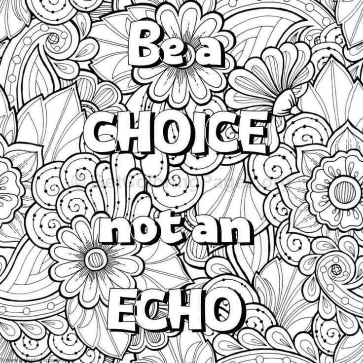 350 Best Coloring Inspirational Words Images On Pinterest