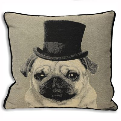 dwell - Top dog cushion - £17.95