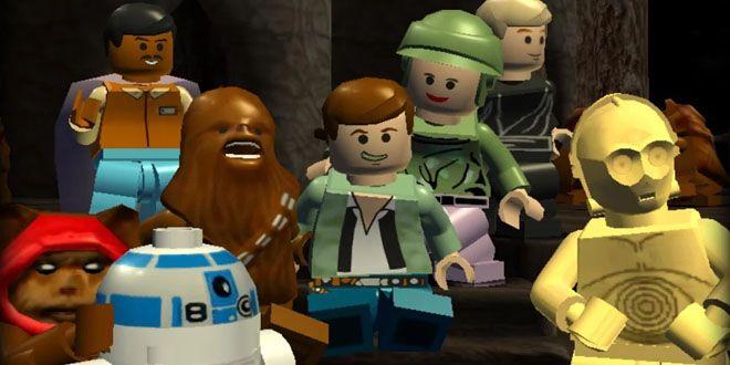 La saga de juegos Lego Star Wars disponible para Android http://j.mp/1R7Q5TF | #Android, #Juego, #JuegosAndroid, #JuegosIOS, #LEGOStarWars, #Móviles