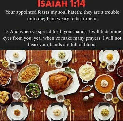 #God #Thanksgiving #America #holiday #Israelites #blacks #hispanics #native #american #indians #people #Bible #history #truth