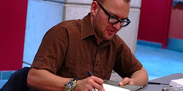 An interview with Cory Doctorow on beating death post-scarcity and everything http://ift.tt/2ovMLMs