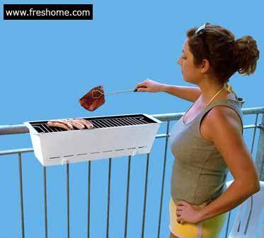 Simply Fun Stuff: Balcony Or Patio Decorating Ideas