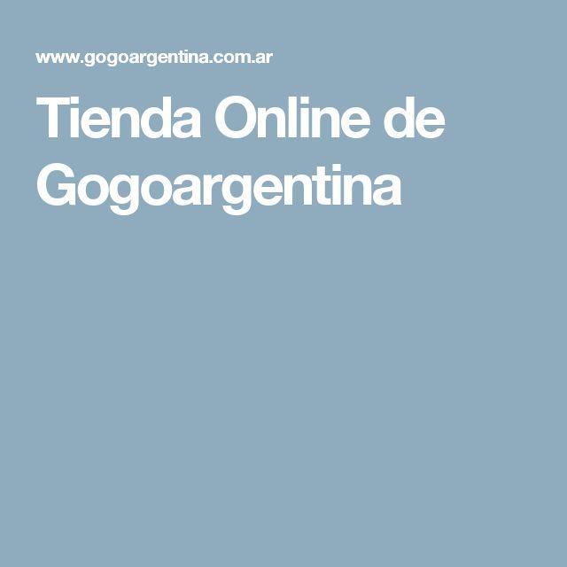Tienda Online de Gogoargentina