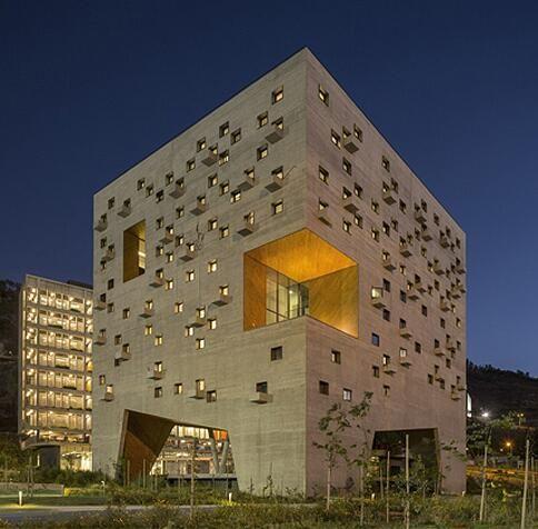 Facultad de Economía y Empresa en la UDP de Santiago de Chile