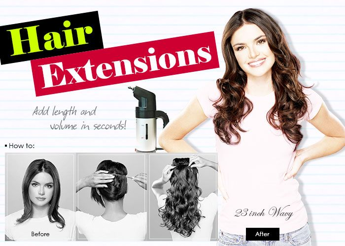 7 best hair extensions clip in extensions add length and we offer a board assortment of the best and latest styles from the finest brands women of all ages and backgrounds are turning in to hair extensions to add pmusecretfo Image collections