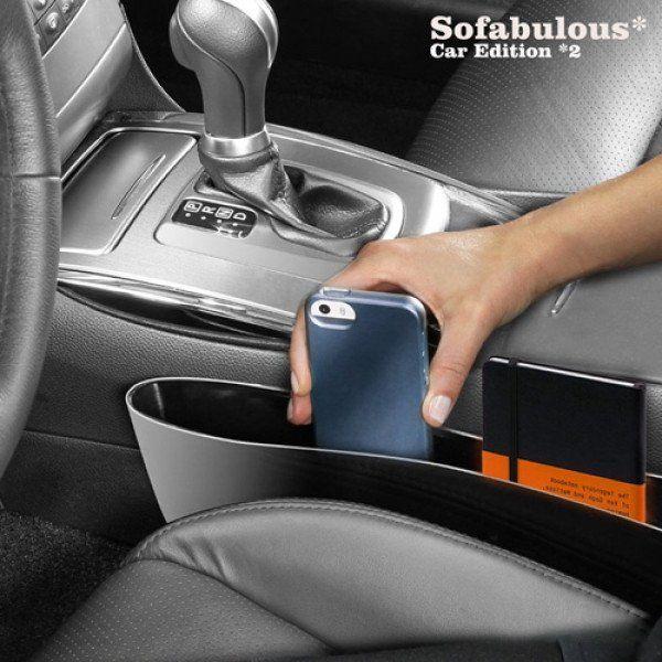 SOFABULOUS CAR EDITION CAR ORGANISER (PACK OF 2) - Geeks Buy Gadgets