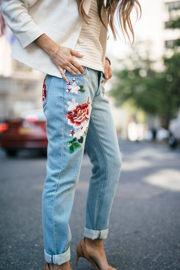 Best 25 Floral Jeans Outfit Ideas On Pinterest Casual