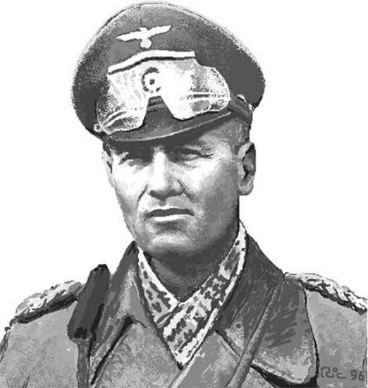 a biography of field marshall erwin rommel To the editor: field marshal erwin rommel was not a prominent nazi as stated by phil-heiner randermann in would germans elect hitler's daughter.