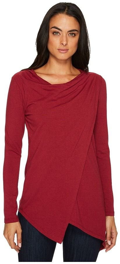 FIG Clothing - Pailin Top Women's Long Sleeve Pullover