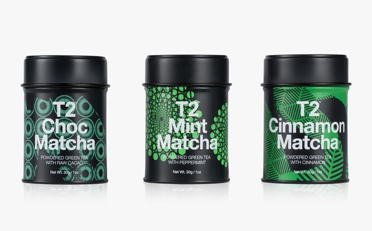 Premium tea maker T2 adds new range of matcha green teas