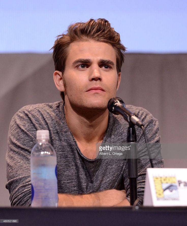 HBD Paul Wesley July 23rd 1982: age 33