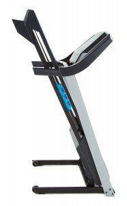 Proform 6.0 RT treadmill vertical folding