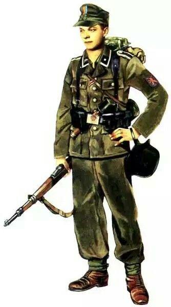 Ukrainian UPA army Chotovy,1944, pin by Paolo Marzioli
