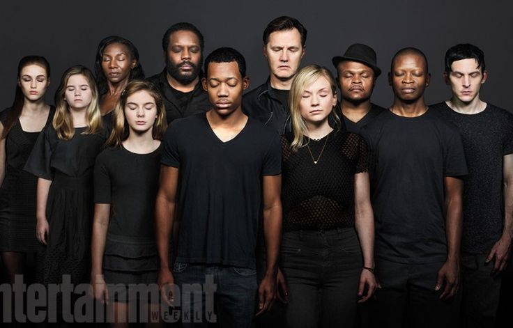 Entertainment Weekly's Walking Dead Reunion Of Deceased Characters