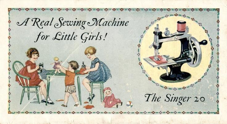 Singer for Little Girls