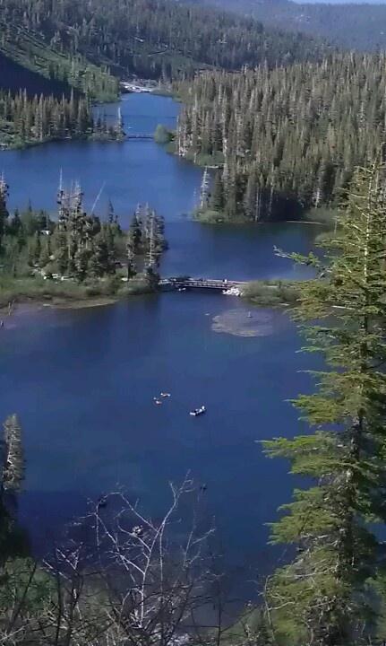 Twin lakes Mammoth lakes ca, best camping memories :)