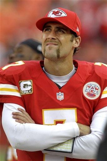 Chiefs Release Matt Cassel