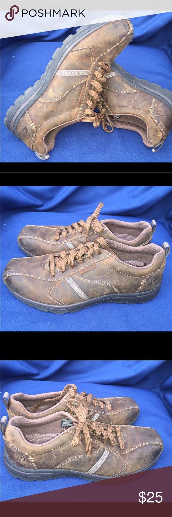 Men's sketchers  size 10,5 Gently used Skechers Shoes Sneakers