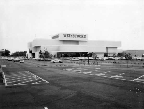 Sunrise Mall in the 70s Sacramento, California