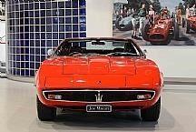 1972 MASERATI GHIBLI Maserati Ghibli SS for sale | Classic Cars For Sale, UK