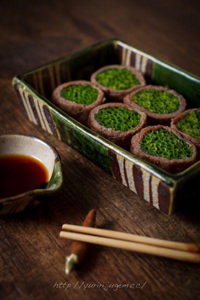 牛肉の万能ねぎ巻き by ゆりりさん | レシピブログ - 料理ブログの ...