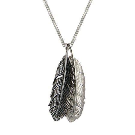 Aotearoa Collection - huia feather pendants - Global Culture