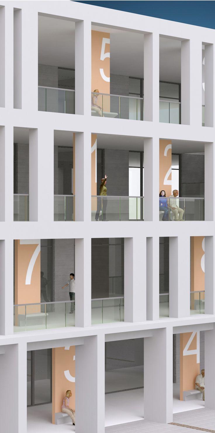 Edificio Tecno Aulas / Escuela Medicina / Universidad de Chile / PLAN Arquitectos www.planarquitectos.cl