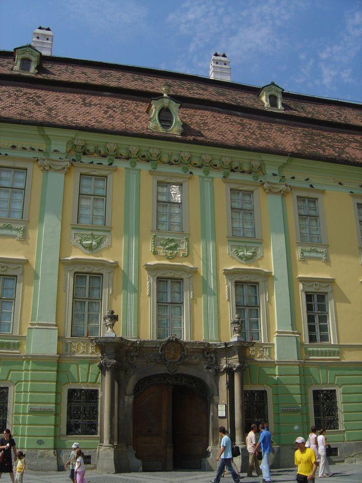 Brukenthal Palace (photo Eugen Cojocariu)