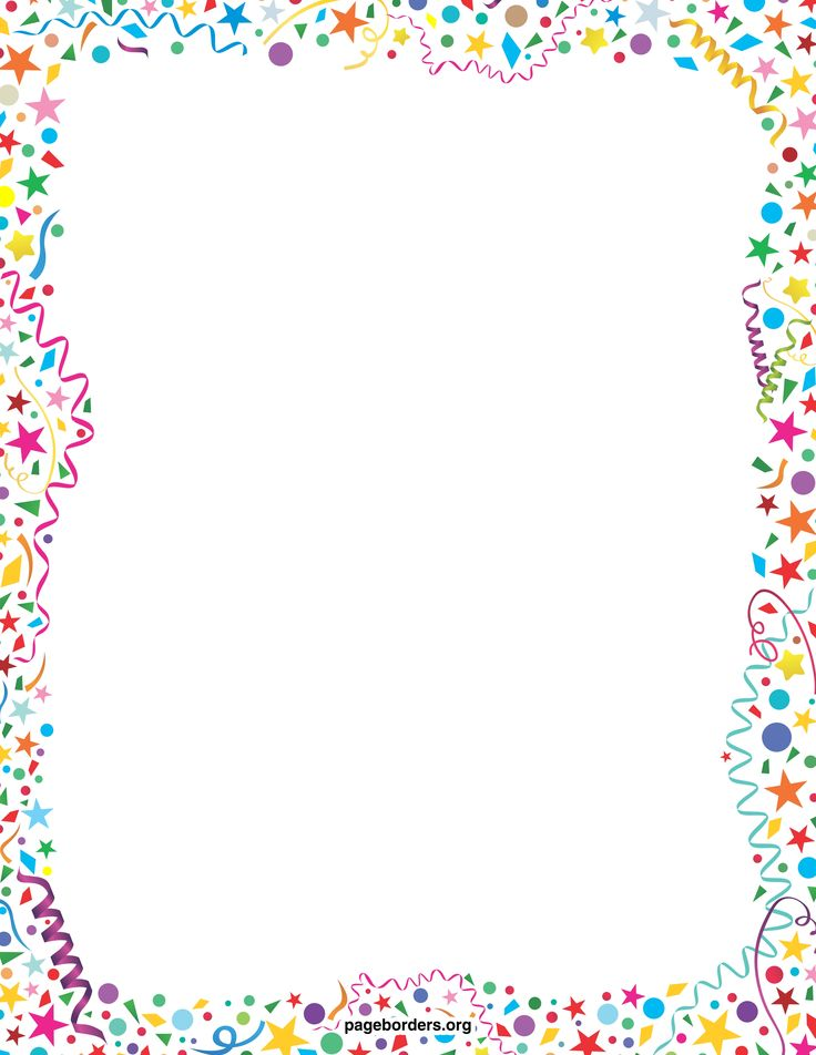 confetti-border-watermarked.jpg (2550×3300) | Papel de carta ...