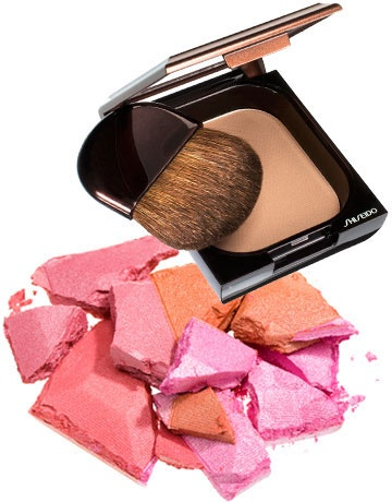 Accentuate your cheekbones...angled is in! Shiseido bronzer, $35